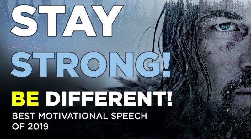 Best Motivational Speech 2019