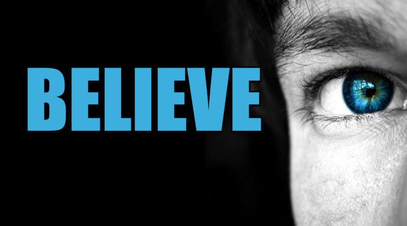 Believe - Best Motivational Speech